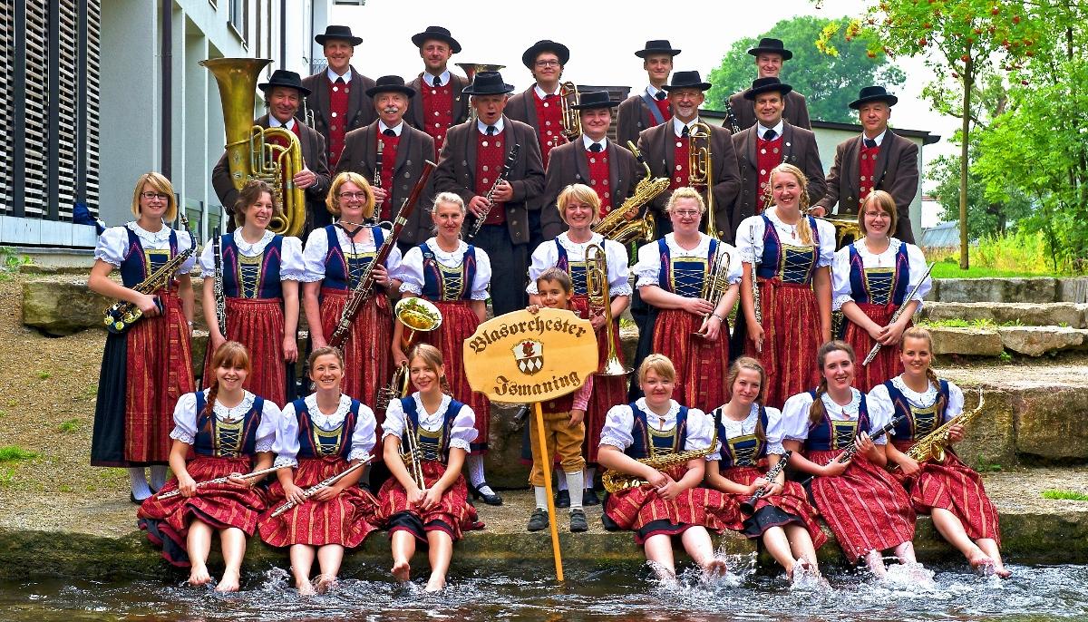 Das Blasorchester Ismaning